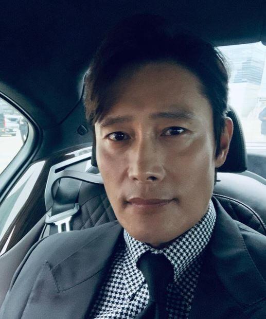 /사진=이병헌 인스타그램