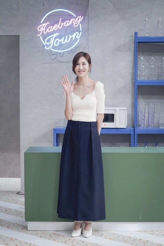 '해방타운' 윤혜진./사진제공=JTBC