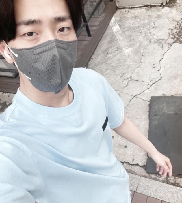 배우 남윤수. /사진제공=에이전시가르텐