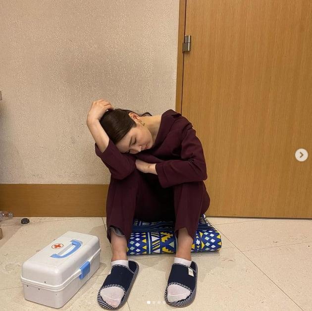 """장영란, """"바닥에서 새우잠... 새벽 워킹맘의 고충""""[TEN★]"""