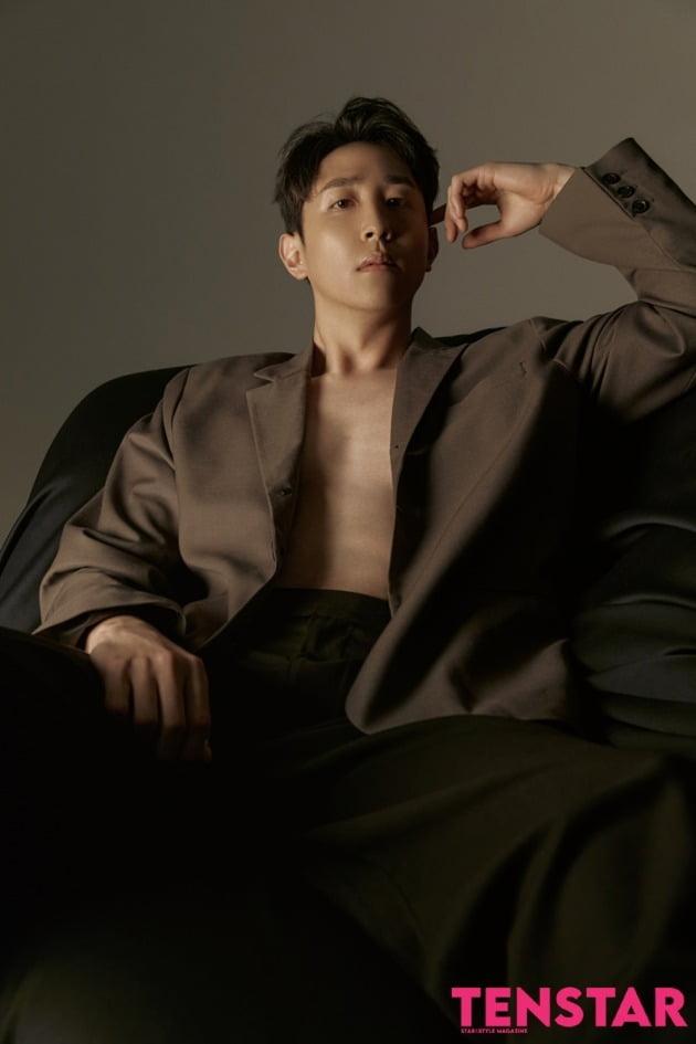 배우 안태환./사진=텐스타