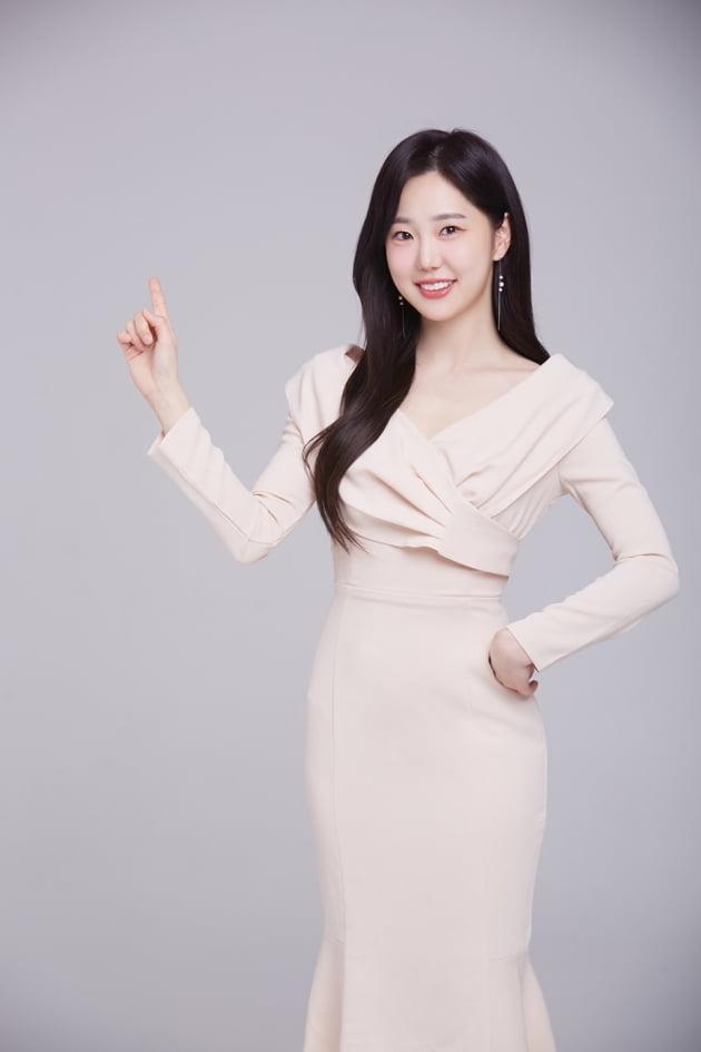 김가영 기상캐스터. /사진제공=JTBC스튜디오