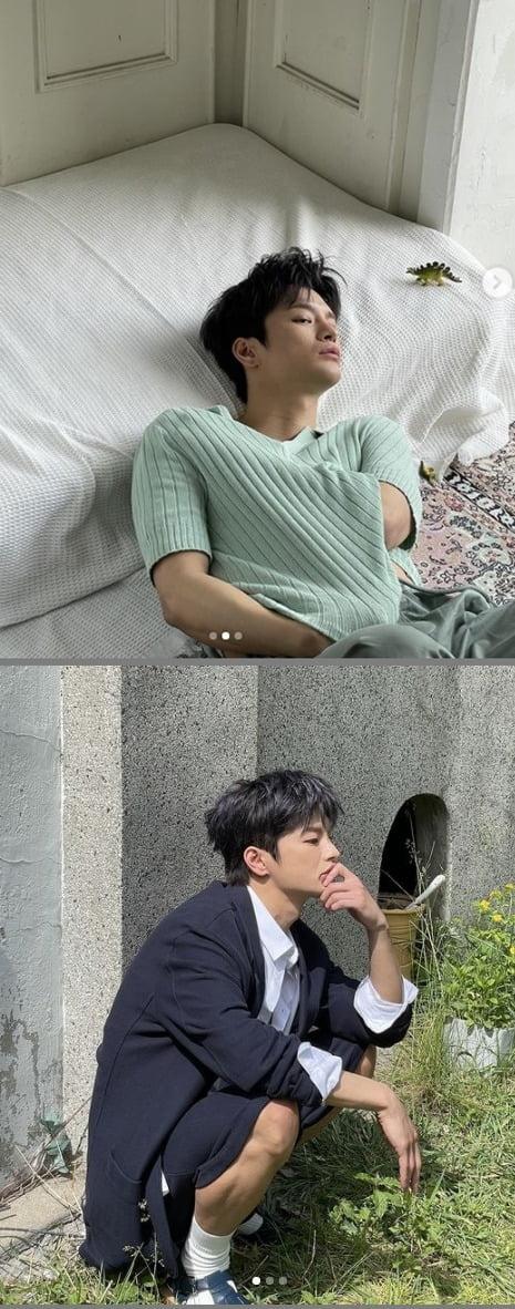 사진=서인국 인스타그램