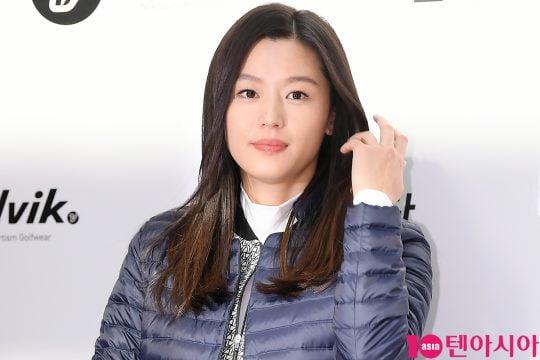 """전지현 남편, 카톡 프사로 이혼설 부인…""""젼젼 남푠 하고싶어요"""""""