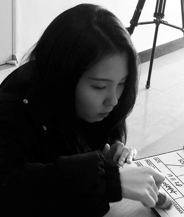 영화 '흩어진 밤'의 김솔 감독 / 사진제공=씨네소파