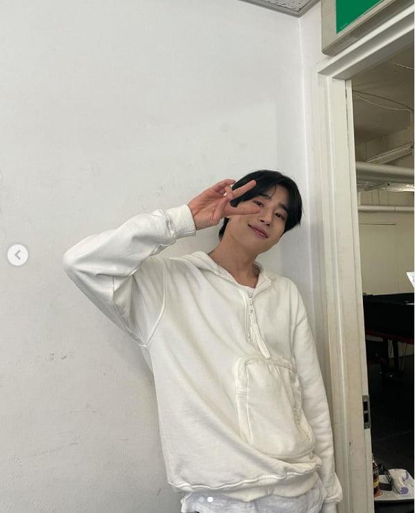 """빅톤 한승우, 7월 군입대 """"특기병 합격""""...건강하게 잘 적응하며 지내겠다[TEN★]"""