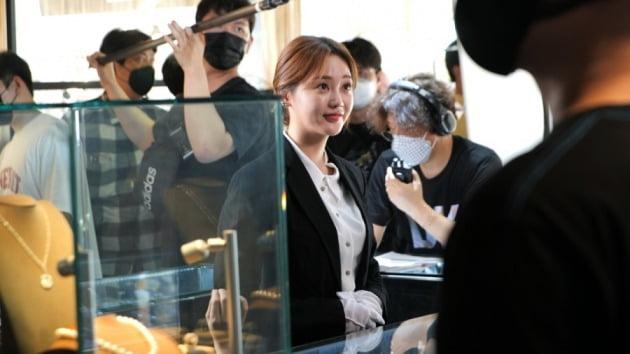 '결사곡2' 홍지윤./사진제공=(주)지담 미디어