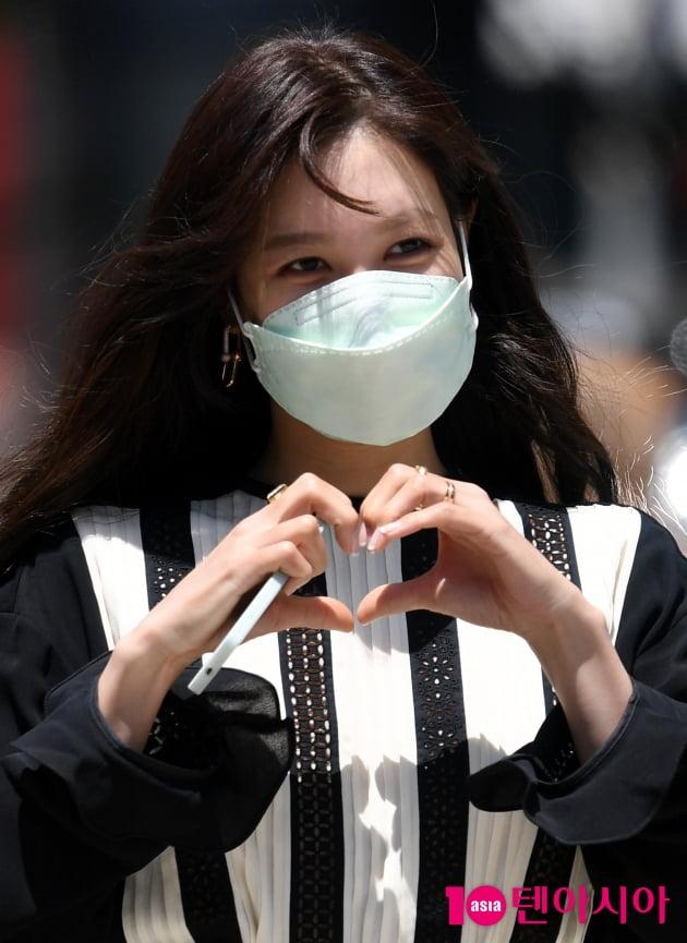 [TEN 포토] 이지아 '펜트하우스3 사랑해주세요'