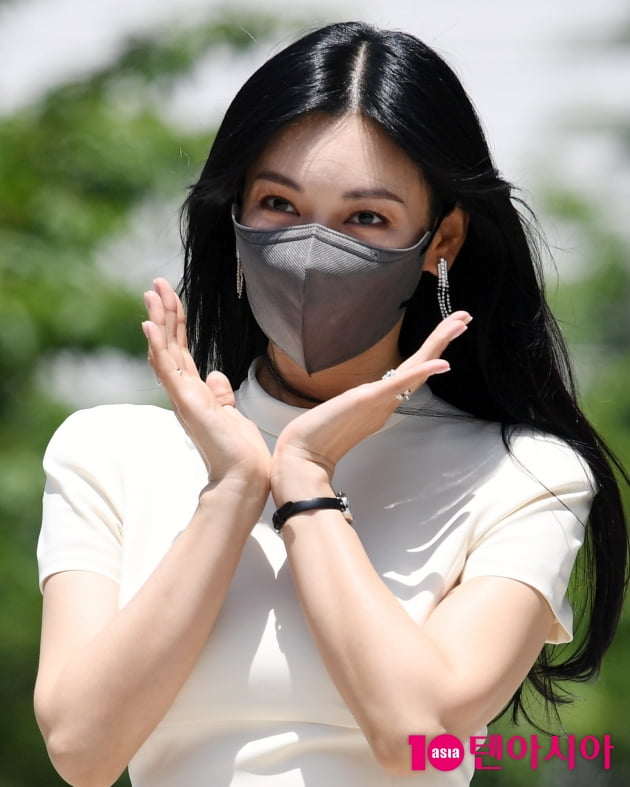 [TEN 포토] 김소연 '방송국에 꽃이 피었습니다'(펜트하우스3)