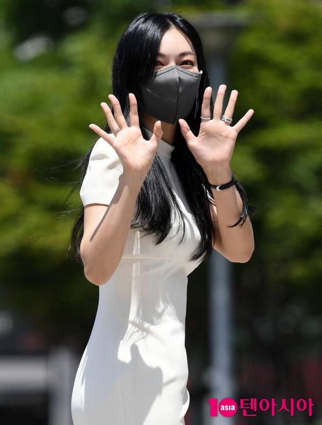 [TEN 포토] 김소연 '예쁜 인사'(펜트하우스3)