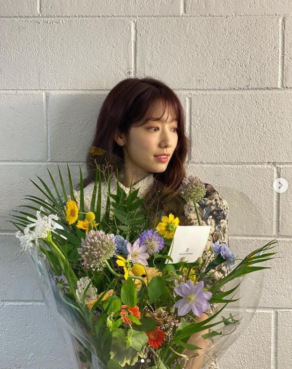 배우 박신혜 /사진 = 박신혜 인스타그램