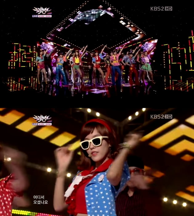 /사진 = KBS '뮤직뱅크'-MBC '쇼!음악중심' 방송화면