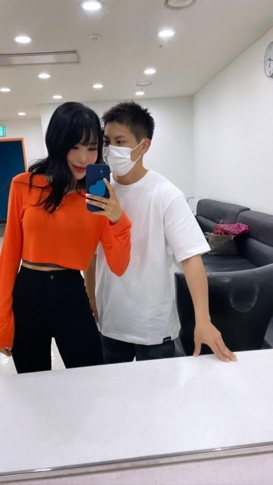 사진=이세영 인스타그램