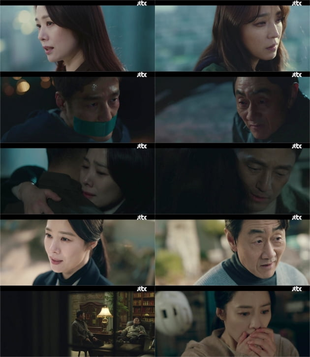 '언더커버'./ 사진=JTBC 방송화면 캡처