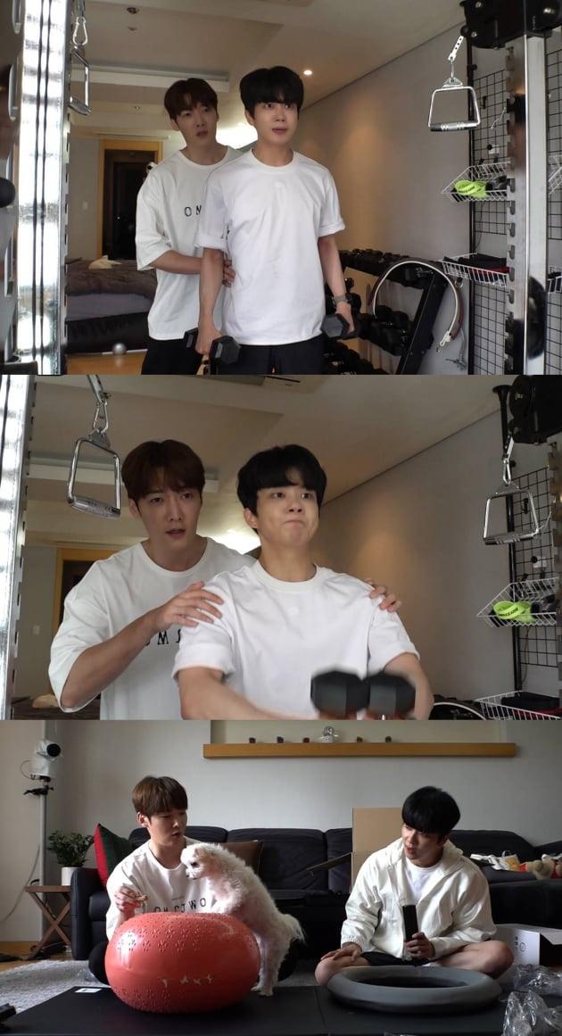 '미우새' 최진혁./ 사진제공=SBS