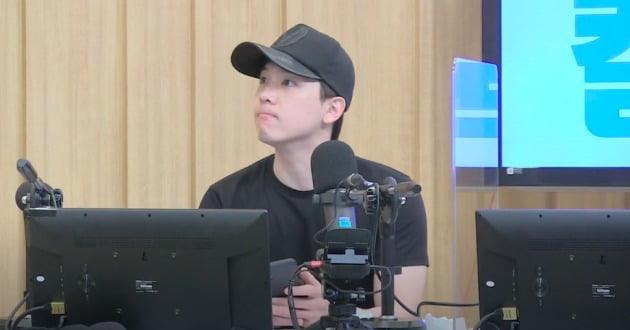 사진=SBS 파워FM '두시탈출 컬투쇼' 캡처
