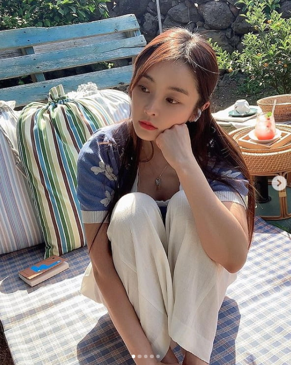 배우 정유미/ 사진 = 정유미 인스타그램
