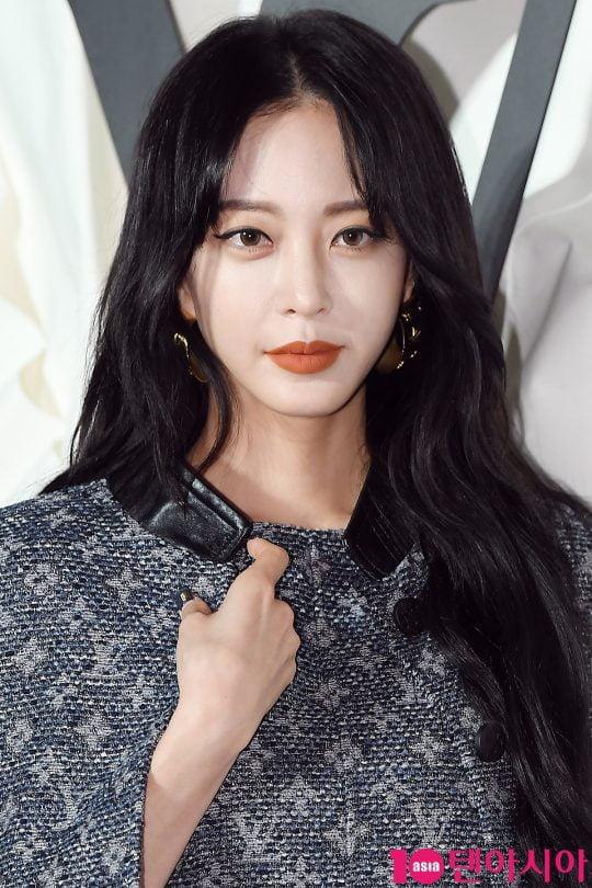 배우 한예슬. /텐아시아DB