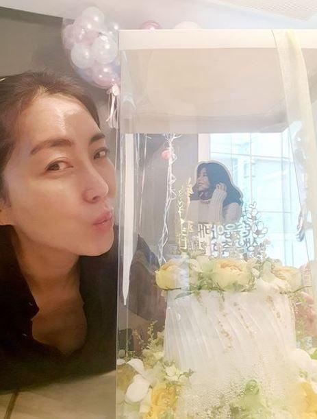 /사진=송윤아 인스타그램