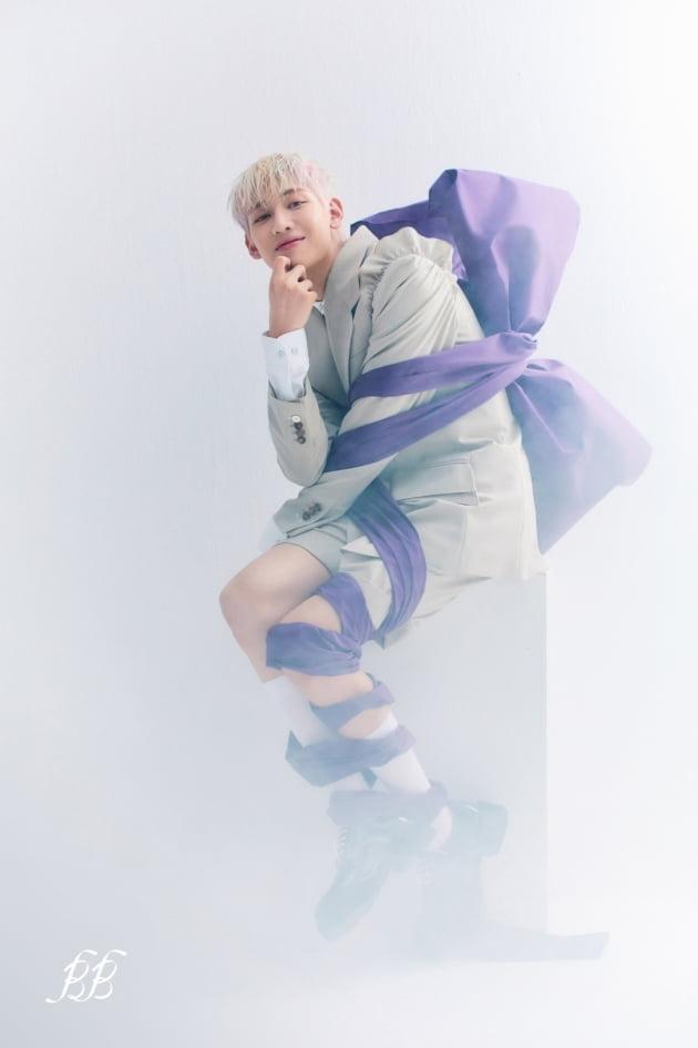 가수 뱀뱀 /사진 = 어비스컴퍼니 제공