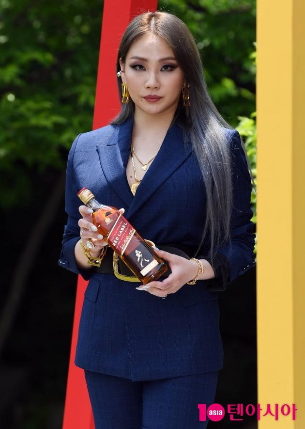 [TEN 포토] CL '저랑 술 한잔 하실래요?'