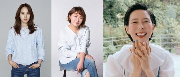 조윤희, 김현숙, 김나영./사진제공=JTBC