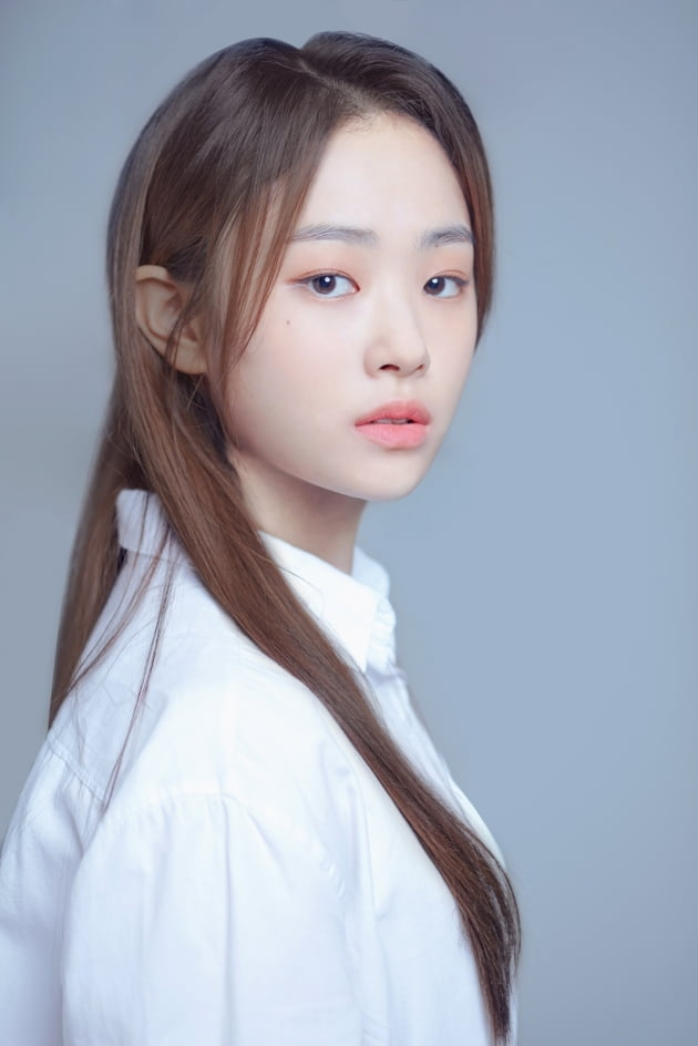 공원소녀 앤(이서영)./ 사진제공=더웨이브뮤직