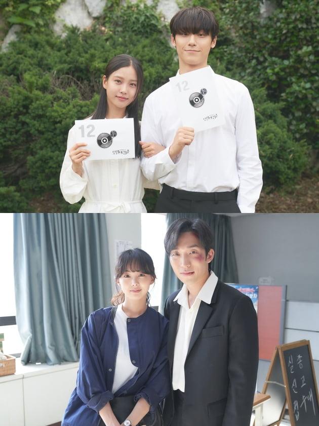 '오월의 청춘' 주연배우/ 사진=KBS2 제공