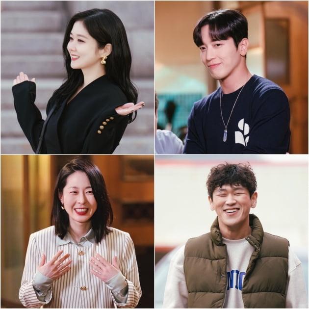 '대박부동산' 주연 4인방/ 사진=KBS2 제공