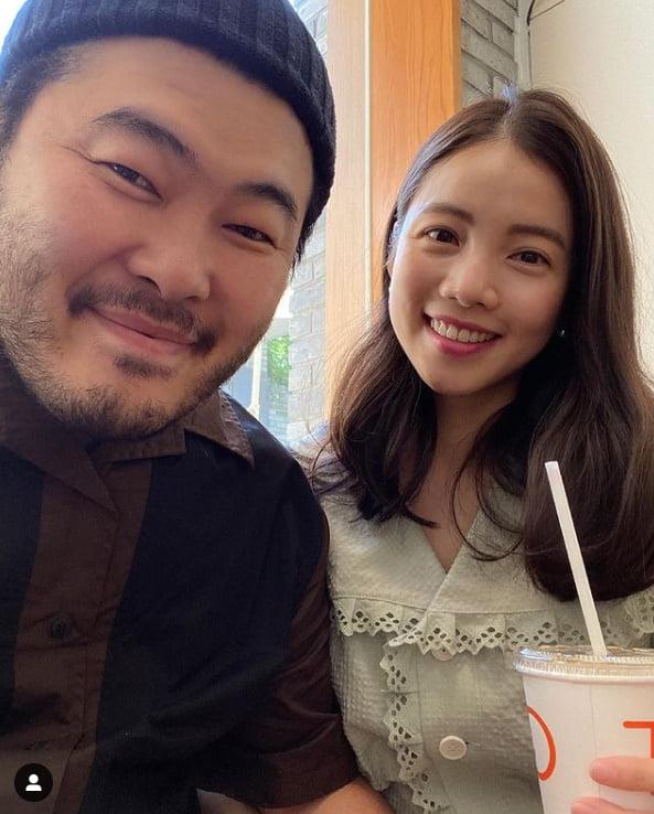 김기방♥김희경, 신혼같은 달콤함...셀카 자주 찍자  [TEN★]