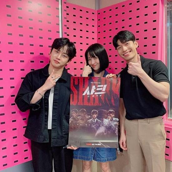 사진=SBS 파워FM '박하선의 씨네타운' 공식 SNS