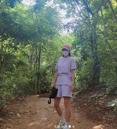 소유진, ♥백종원 몰래 피톤치드 맛집 방문 [TEN★]