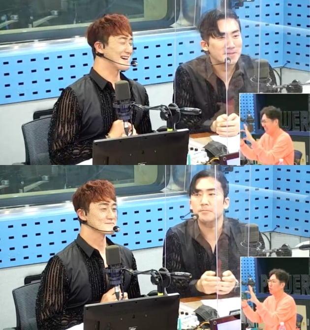 사진=SBS 파워FM '김영철의 파워FM' 캡처