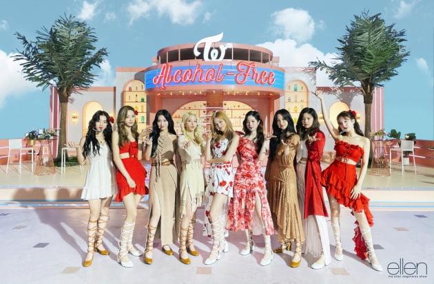 그룹 트와이스 /사진 = JYP엔터테인먼트