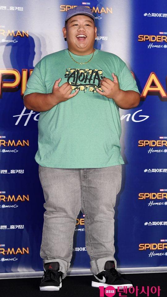 '스파이더맨' 친구 제이콥 배덜런, 52kg 다이어트 하고 새로운 인생[TEN★]