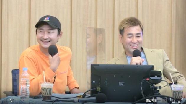 사진=SBS 파워FM '두시탈출 컬투쇼' 보이는 라디오 캡처