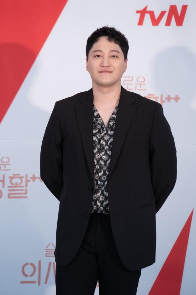 '슬의생2'에서 김대명은 섬세한 산부인과 교수 양석형으로 나온다. /사진제공=tvN