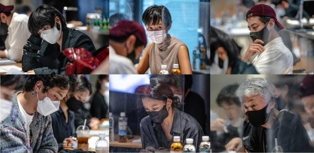 영화 '밀수'에 김혜수(왼쪽 위부터 차례로), 염정아, 조인성, 박정민, 고민시, 김종수가 캐스팅됐다. / 사진제공=NEW