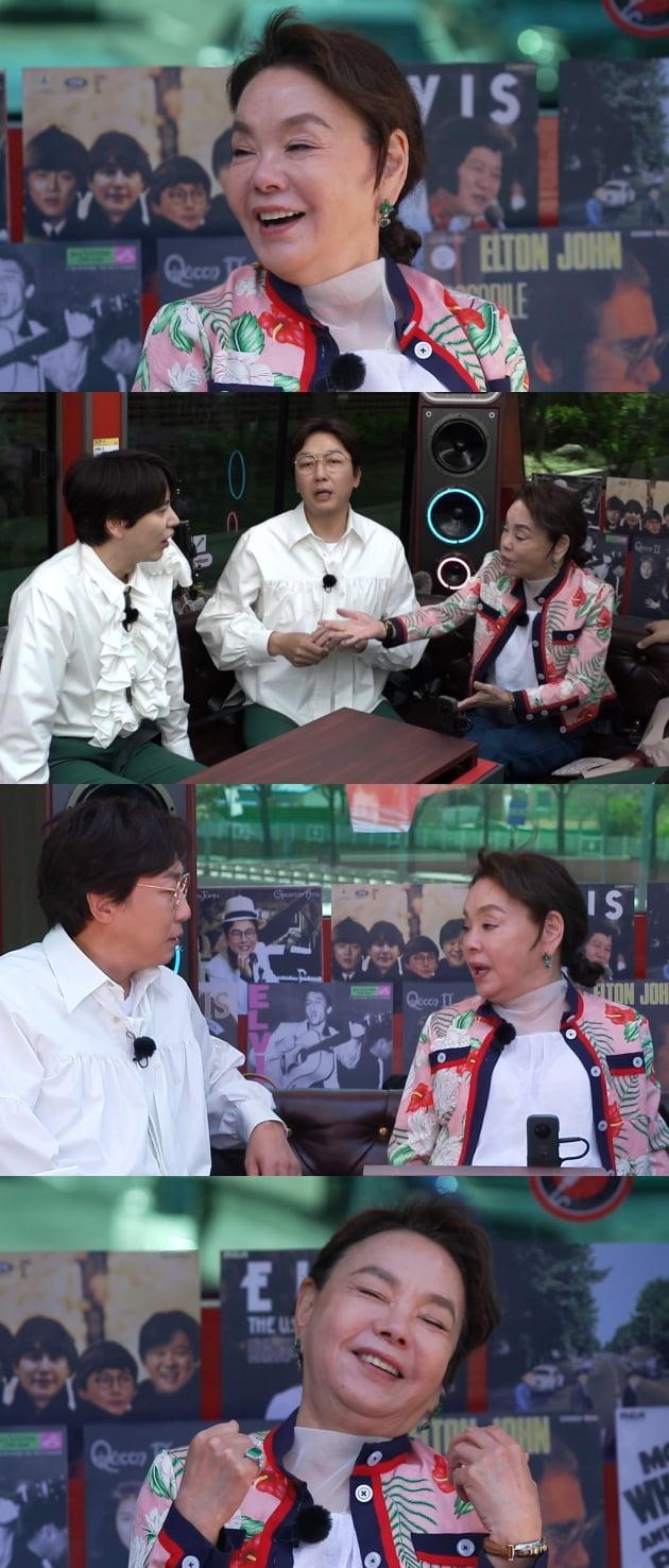 '티키타키' 김수미/ 사진=SBS 제공