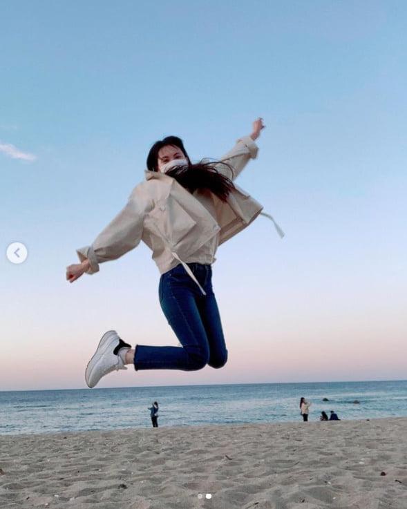박규리, 한결같은 팬사랑 릴레이는 계속된다...역시 리더야[TEN★]