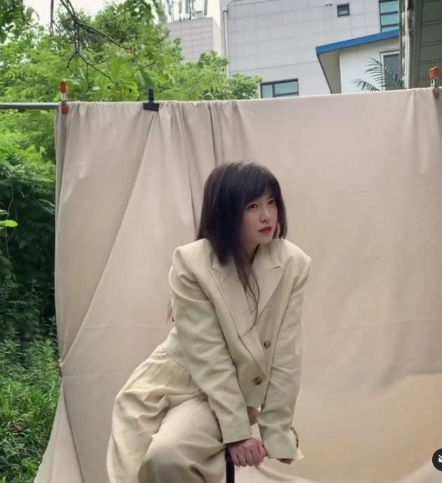 구혜선, 뱀파이어 섹시 미모[TEN★]