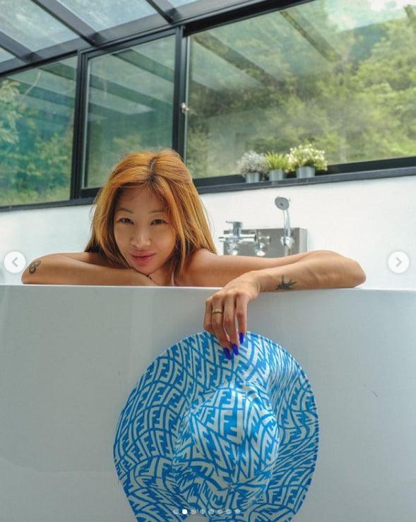 가수 제시/사진 = 제시 인스타그램