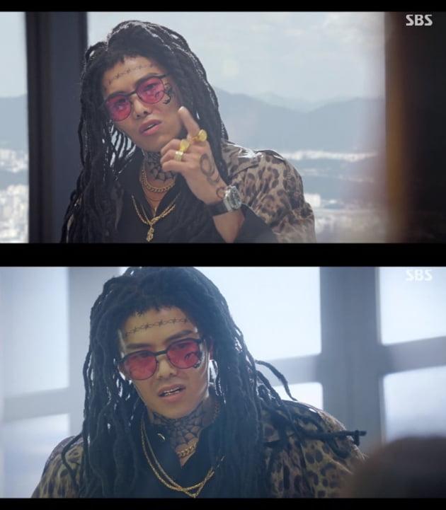 '펜트하우스3' 박은석 / 사진 = SBS 영상 캡처