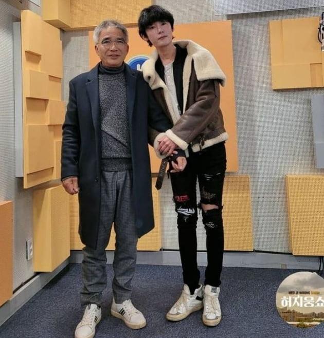 /사진=허지웅 인스타그램