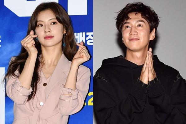 배우 이선빈(왼쪽), 이광수/ 사진=텐아시아DB