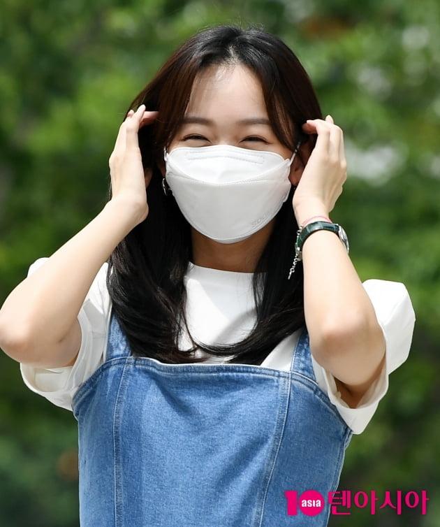 [TEN 포토] 진기주 '러블리 눈웃음'