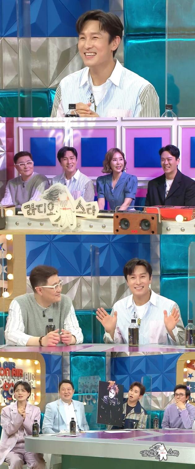 '라디오스타' 김동완/ 사진=MBC 제공