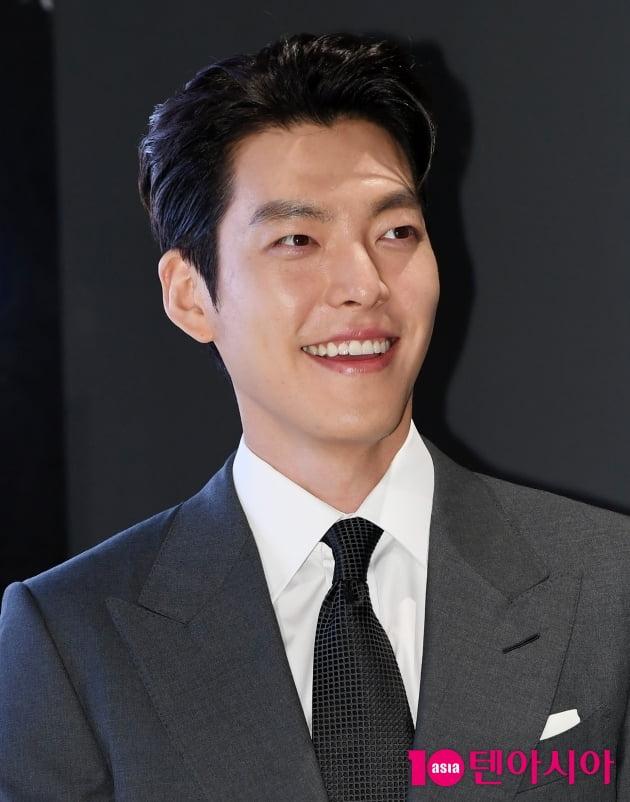 [TEN 포토] 김우빈 '달콤한 눈빛'