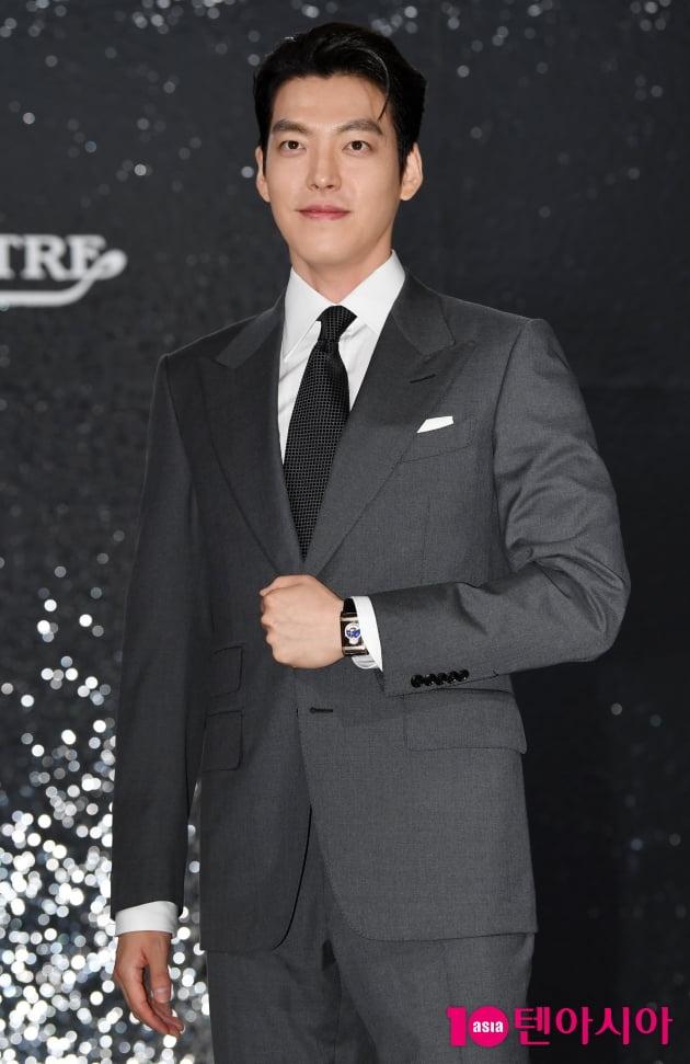 [TEN 포토] 김우빈 '어떻게 봐도 멋짐 한가득'