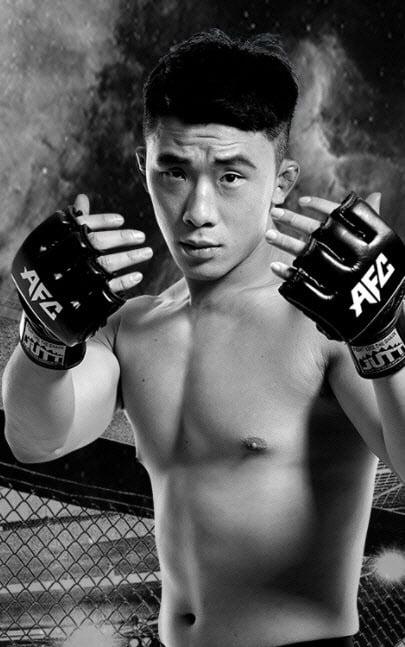 김상욱./사진제공=UFC